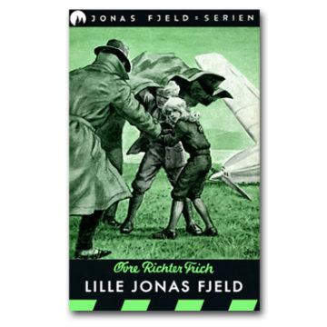 Jonas Fjeld 12: Lille Jonas Fjeld (e-bok)