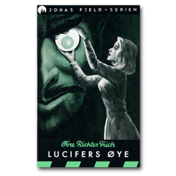 Jonas Fjeld 13: Lucifers øye (e-bok)