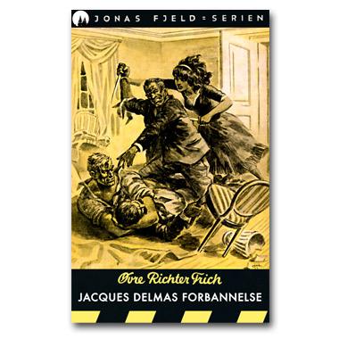 Jacques Delmas forbannelse! Ny e-bok i Jonas Fjeld-serien i salg nå!