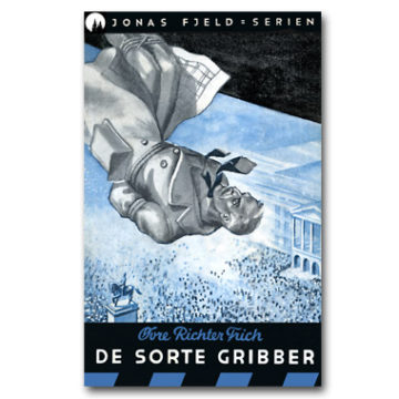 Jonas Fjeld 4: De sorte gribber (e-bok)