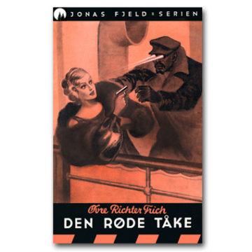 Jonas Fjeld 8: Den røde tåke (e-bok)