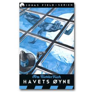 Jonas Fjeld-serien 9 - Havets øyne. Restaurert utgave © 2016 Dr Spruce Books