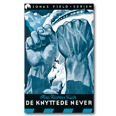 Jonas Fjeld-serien 1 - De knyttede never © 2016 Dr Spruce Books