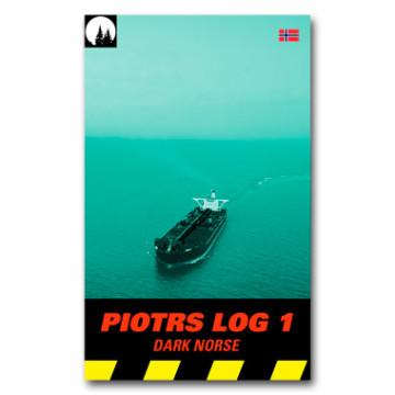 PIOTRS LOG episode 1 (e-bok – norsk)