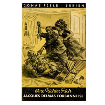 Jonas Fjeld 17: Jacques Delmas forbannelse (e-bok)
