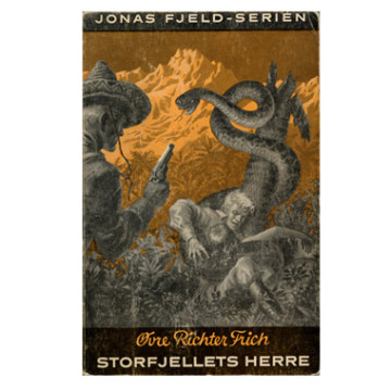 Jonas Fjeld 19: Storfjellets herre (e-bok)