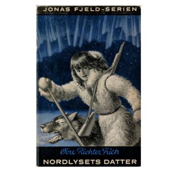 Jonas Fjeld 20: Nordlysets datter (e-bok)