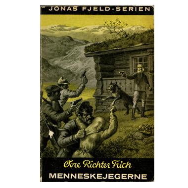 Jonas Fjeld 21: Menneskejegerene (e-bok)