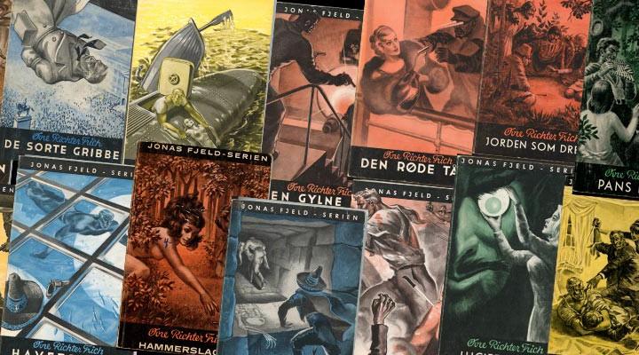 Politisk ukorrekt påskelesing! Fyll lesebrettet med den nye utgaven av Jonas Fjeld-serien!