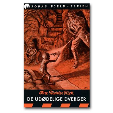 De udødelige dverger! Ny e-bok i Jonas Fjeld-serien i salg nå!