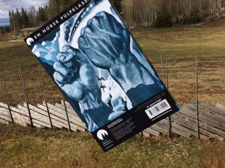 De knyttede never… Rariteter fra Jonas Fjeld-serien #1