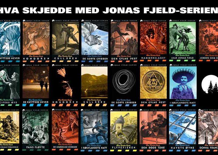 Hva skjedde med Jonas Fjeld-serien?