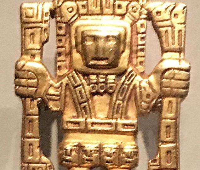 Jonas Fjelds gullsmykke utstilt i Washington DC?