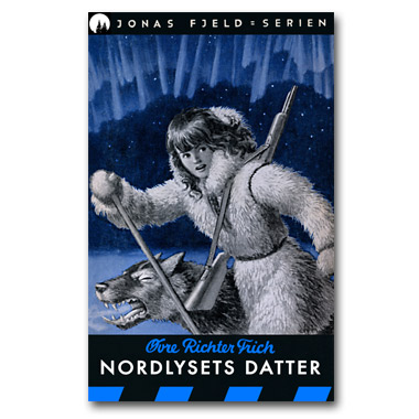 Nordlysets datter! Ny e-bok i Jonas Fjeld-serien i salg nå!