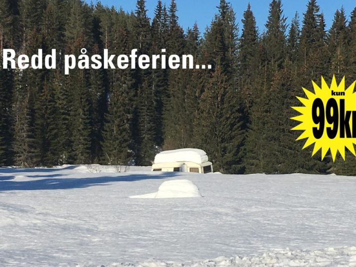 Påskelektyre? Supertilbud på alternative spenningsserier i Spruce butikk!